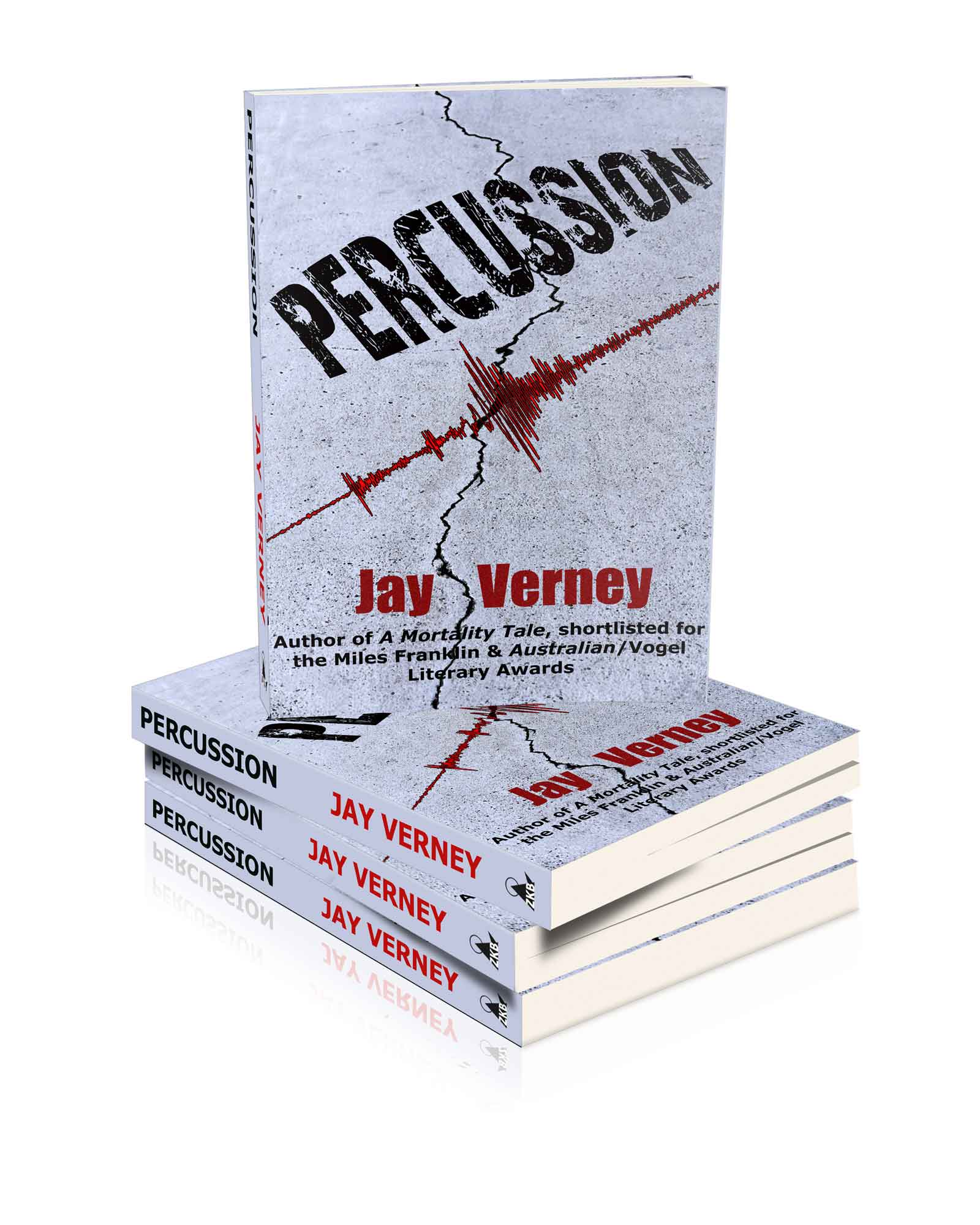 Book cover image for Percussion by Jay Verney