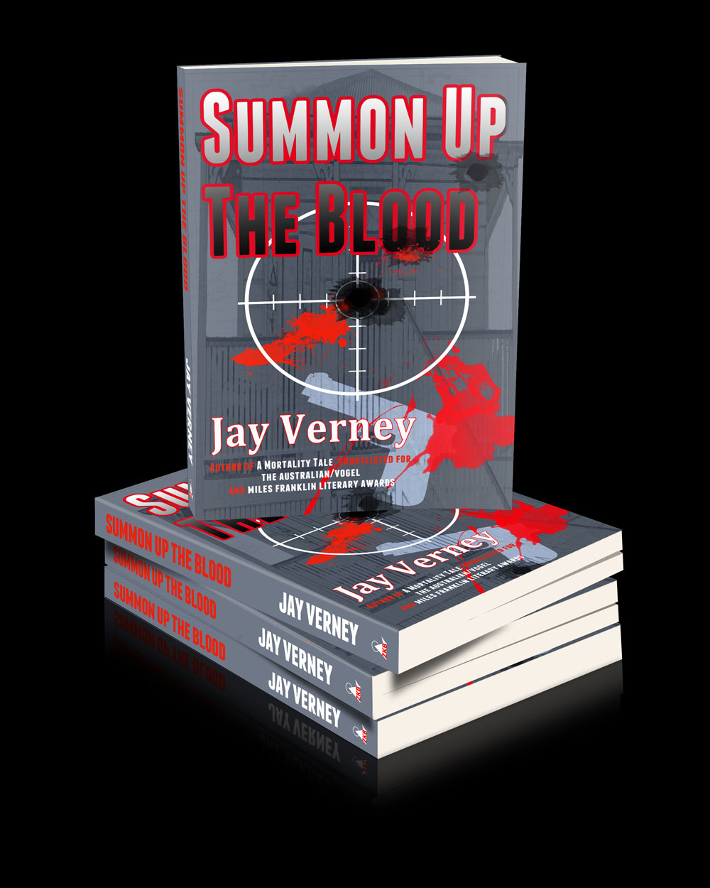 Book cover for Summon Up The Blood by Jay Verney