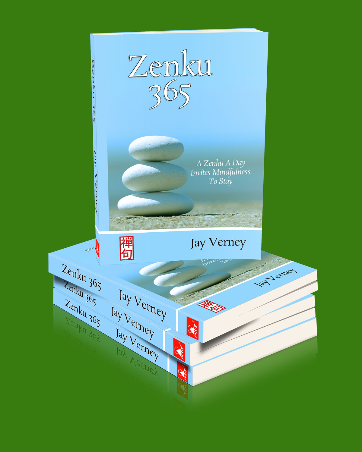 Book cover image of Zenku 365 by Jay Verney